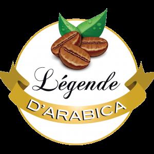 Logo fait par ADDA-LegArabica